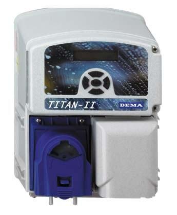 Dema Titan II Warewash Dispenser