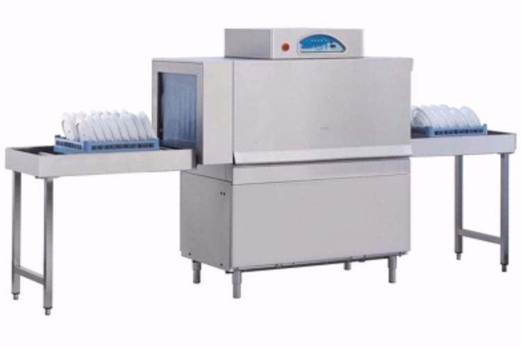 Lamber MATIC 10 Pull Thru Dishwasher